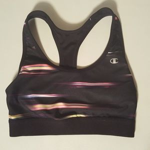 Champion Womens Rainbow Power Shape Racer Back Bra